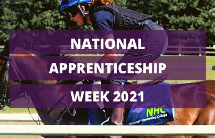 National Apprenticeship Week     Apprenticeships in Horseracing