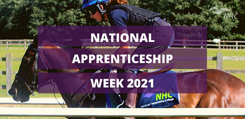 National Apprenticeship Week  |  Apprenticeships in Horseracing