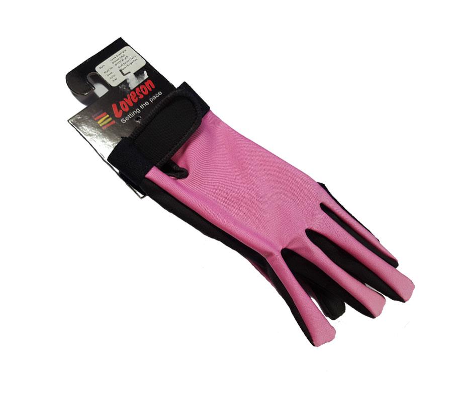 Loveson Gloves – Pink