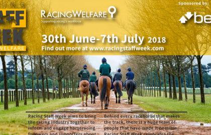 Racing Industry Gears Up for Racing Welfare's Racing Staff Week