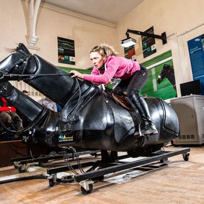 Racehorse Simulator