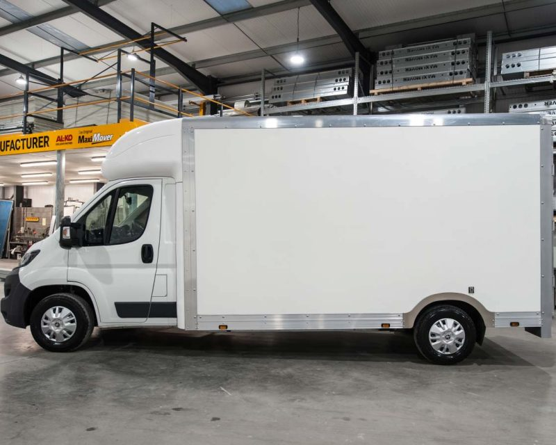 Fiat CityMAX 4.1M x 2.3M Medium Roof