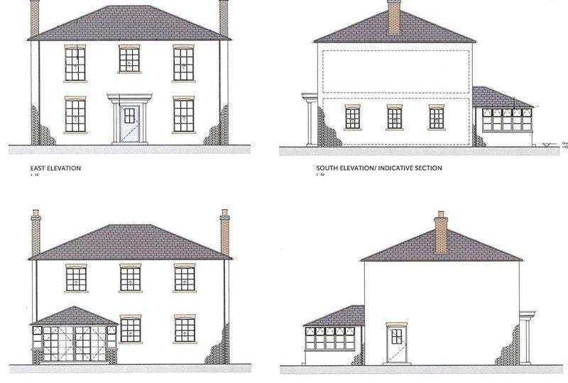 Executive Building Plot (Plot 3), Main Road, Skendleby, Spilsby