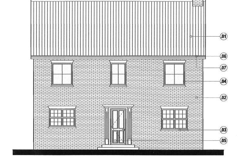 Residential Development Site, The Common, Burgh Le Marsh, Skegness