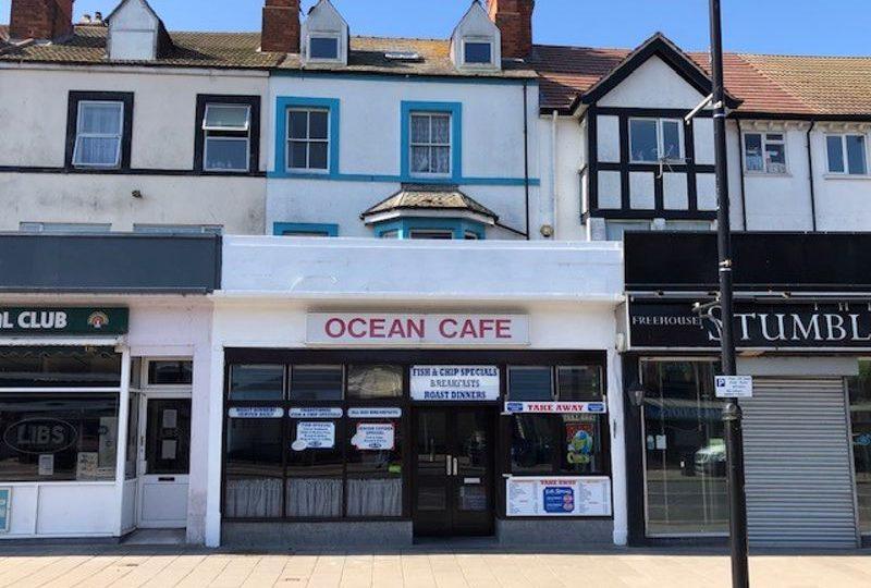 Ocean Cafe, 132, Lumley Road, Skegness