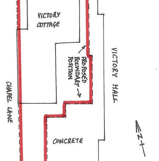 Victory Cottage, Chapel Lane, Partney, Spilsby