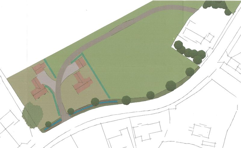 Superior Building Plot (Plot 2), Sutton Road, Bilsby, Alford