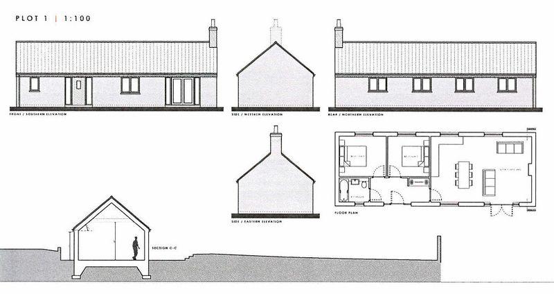 Building Plot, Rear of Burgh House, High Street, Burgh Le Marsh, Skegness