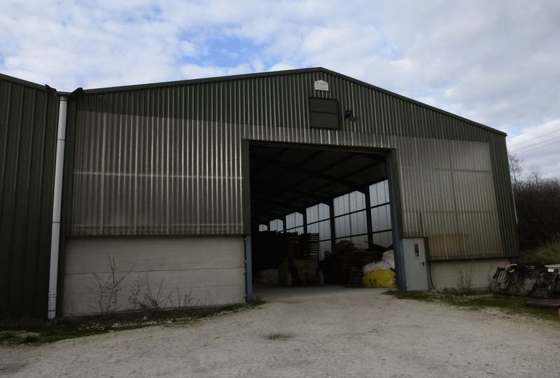 2 Industrial Units (subject to planning) To Let, Hardings Lane, Partney, Spilsby