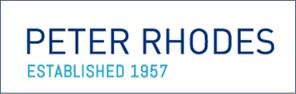 Peter Rhodes Logo