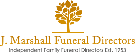 J Marshall Funeral Directors Logo