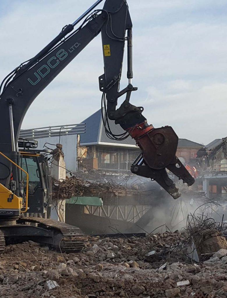 UDCS Demolition